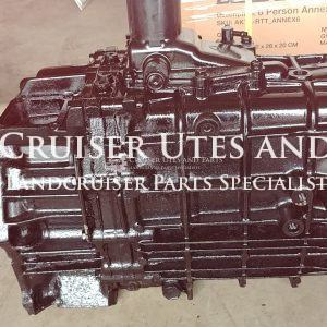 Landcruiser gearbox gear box reconditioned H152
