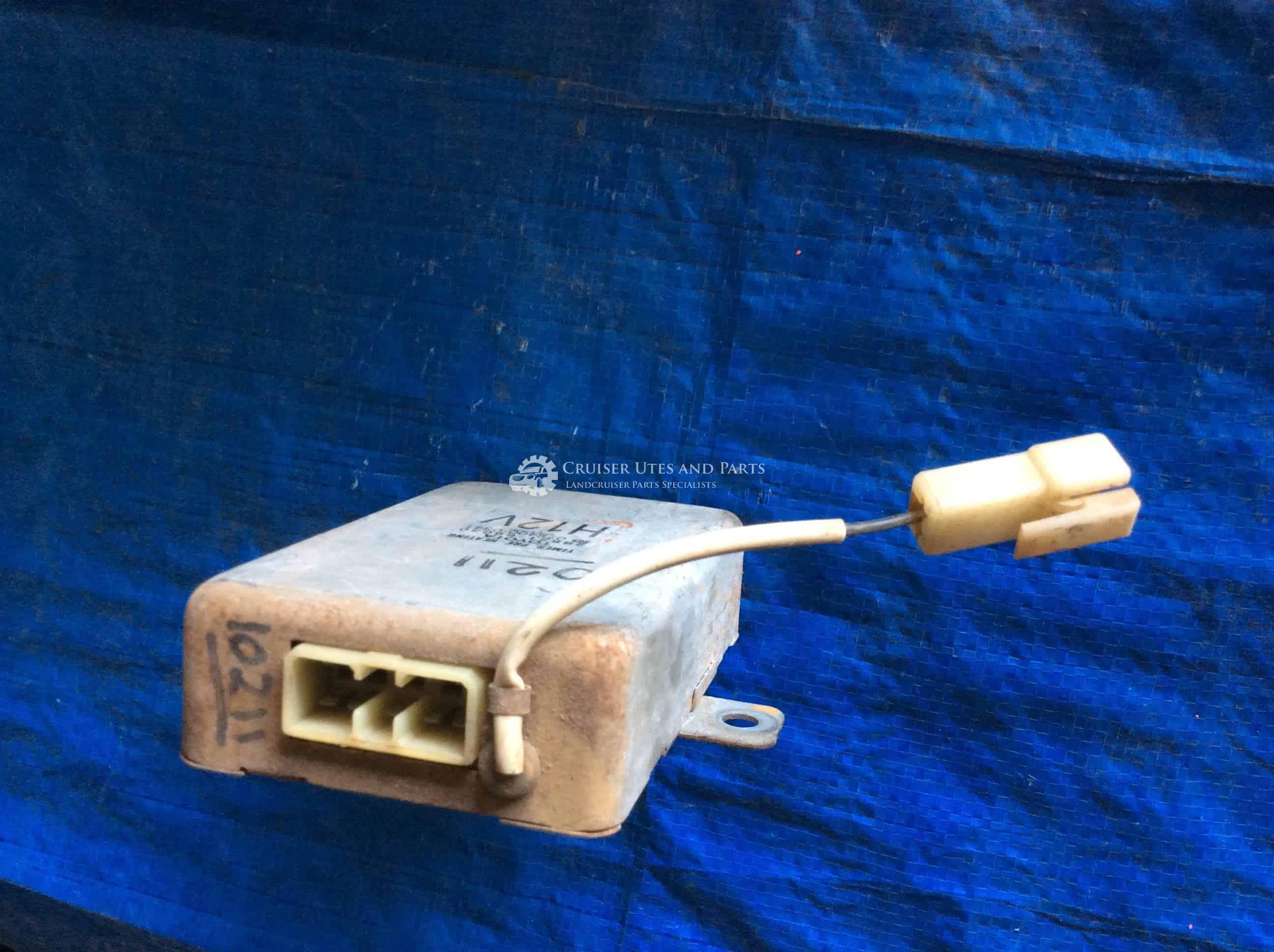 Toyota Landcruiser Pre Heating Timer Hj60 Fj60 Bj60  28521