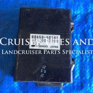 Toyota Landcruiser HZJ75 1HZ Diesel a//c amplifier 12V  88650-60140