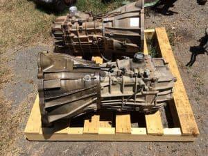 gearbox gear box (serviced) VDJ76, VDJ78, VDJ79