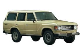 Toyota Landcruiser 60 Series
