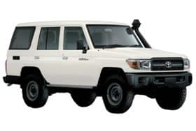 Toyota Landcruiser 75 Series
