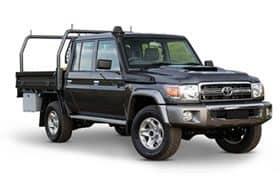 Toyota Landcruiser VDJ70 Series