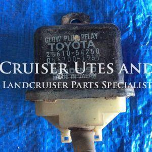 Toyota Landcruiser Glow plug relay 1HZ, 1PZ, 1HDT, 1HD Diesel 28610-54250