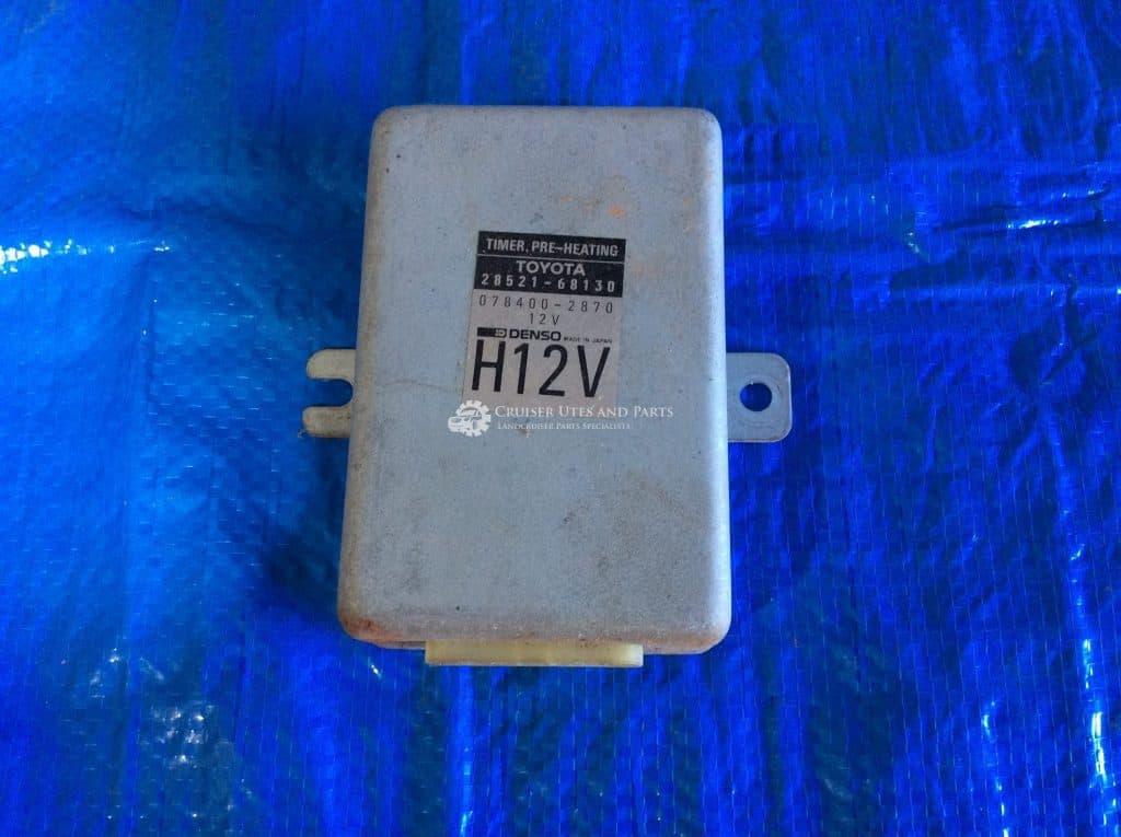 Toyota Landcruiser Pre Heating Timer Hj60 2h 28521