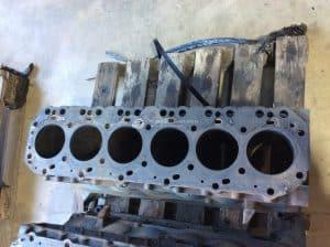 Landcruiser 1HZ diesel block