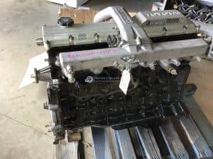 Landcruiser 1HDT Bare long engine