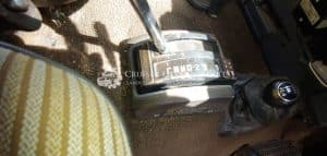 Automatic gearbox transmission HJ60 61 Series 12HT